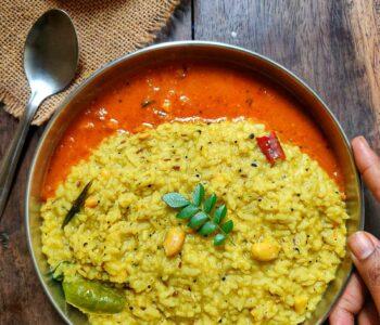 Avalakki khara pongal recipe