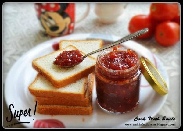 tomato jam