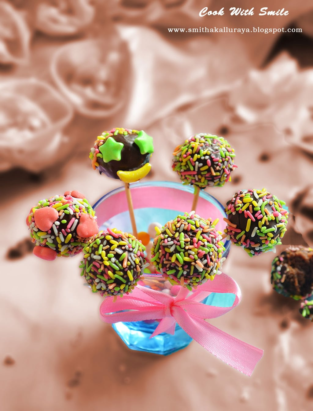 Cake Pops Easy Cake Pops Recipe Easy Kids Party Food Cook
