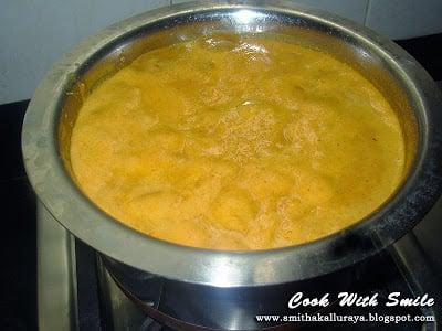 karela curry