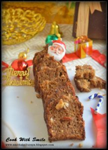 recipe for EGGLESS DATES CAKE