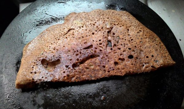 perfect INSTANT RAGI DOSA RECIPE