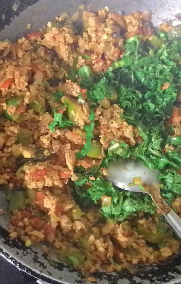 tofu bhurji recipe
