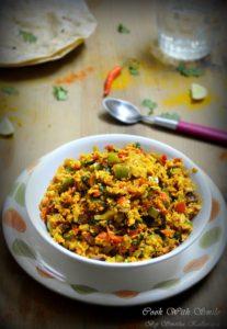 make tofu bhurji