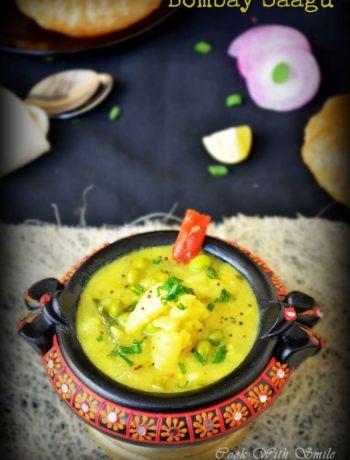 potato masala for poori