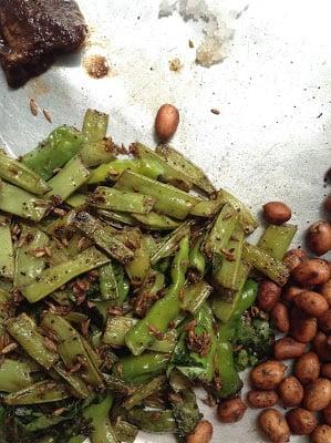 cluster beans chutney  karnataka style