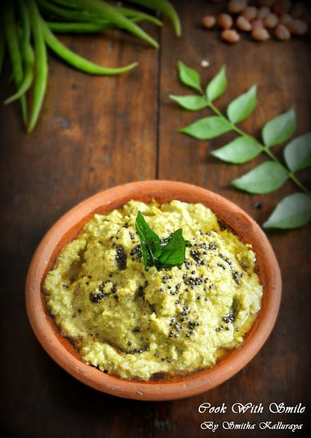 gorikayi chutney recipe