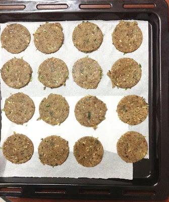 how to do multi grain baked nippatu