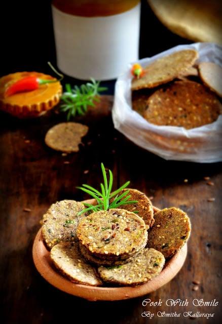 multi grain baked nippatu