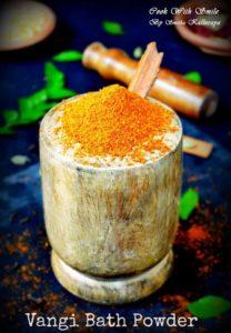 home made vangibath powder