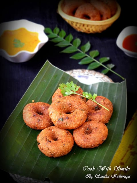perfect bread medu vada recipe