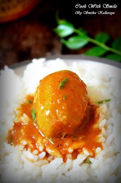 hogplum curry