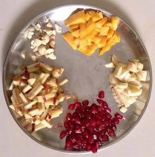 how to make fruit salad cools fruit