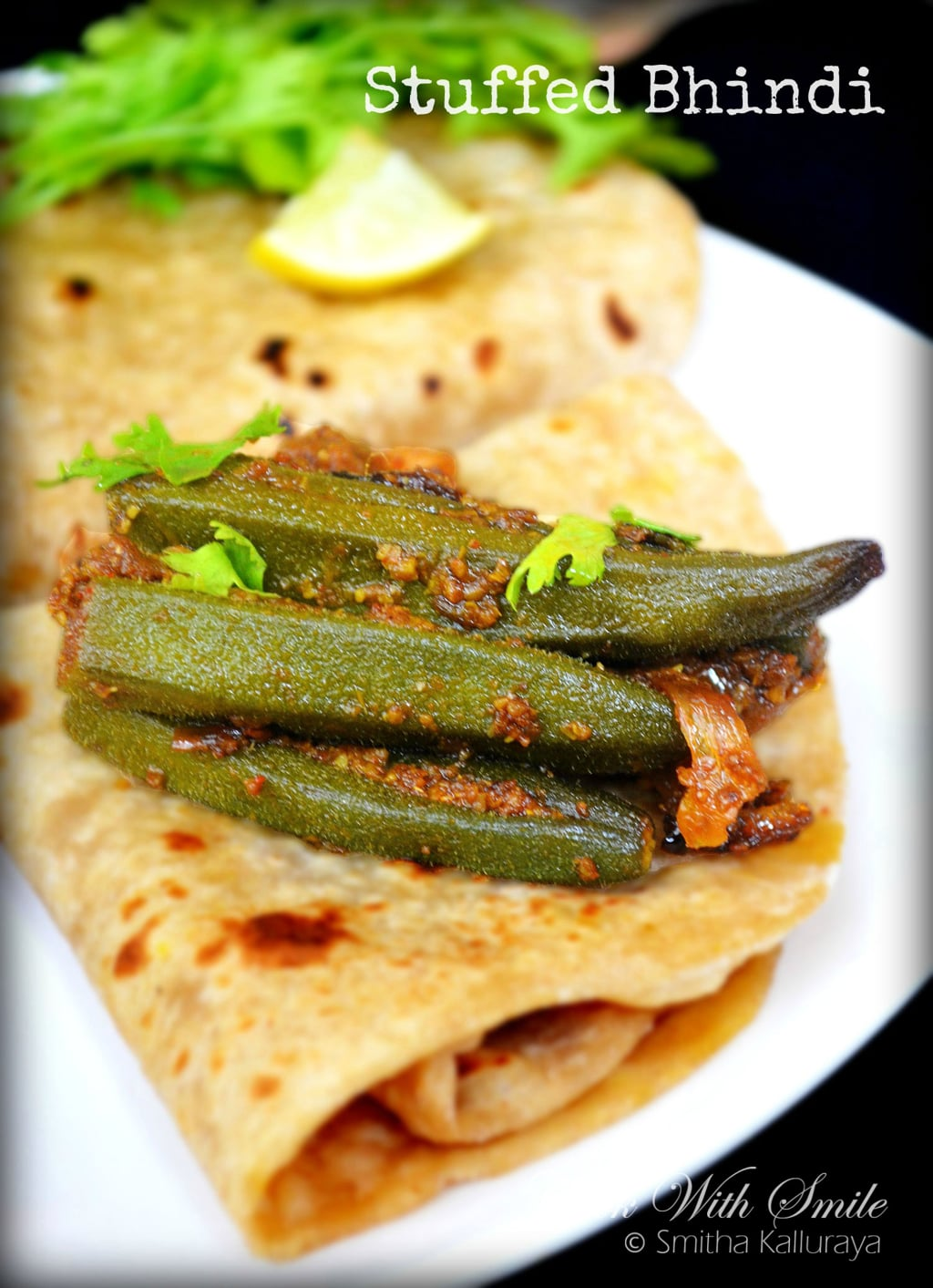 stuffed bhindi