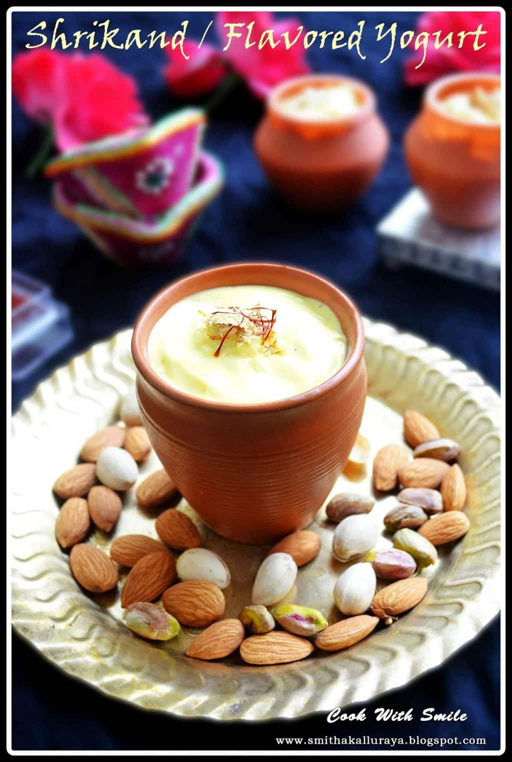 elachi srikand recipe