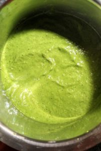 spinach tambuli