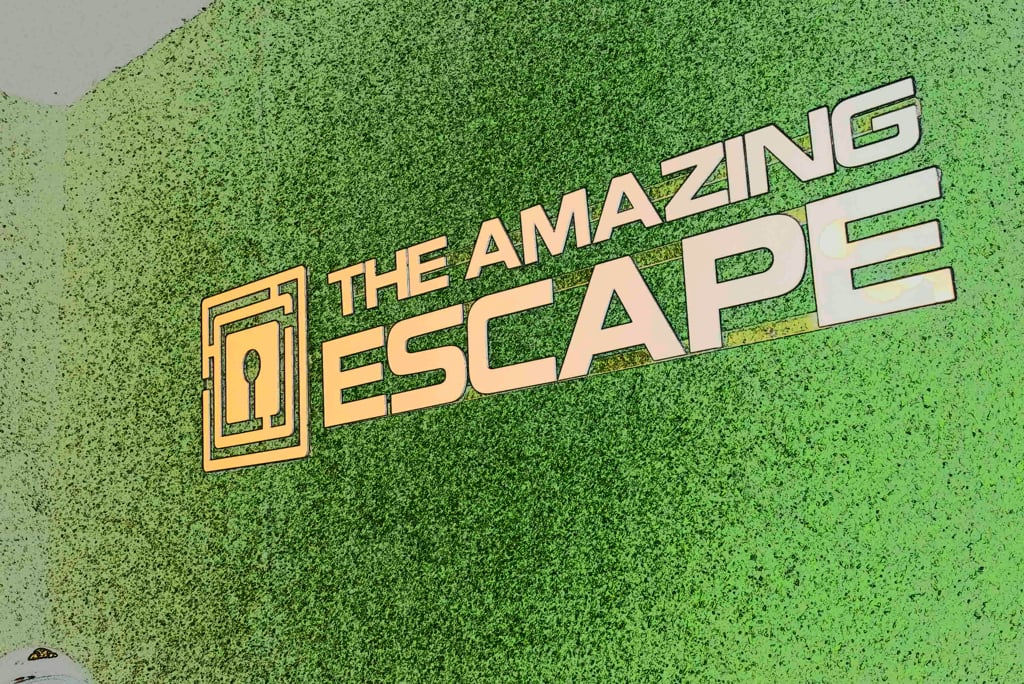 the amazing escape ,bangalore.. | cook with smile