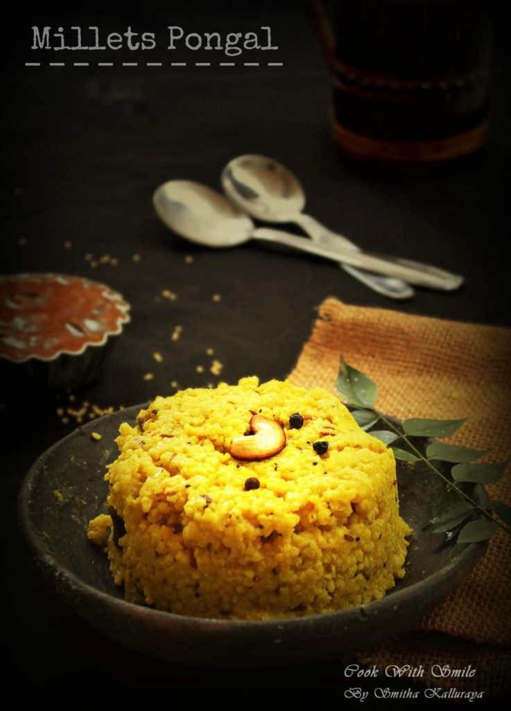 how to make south indian pongal