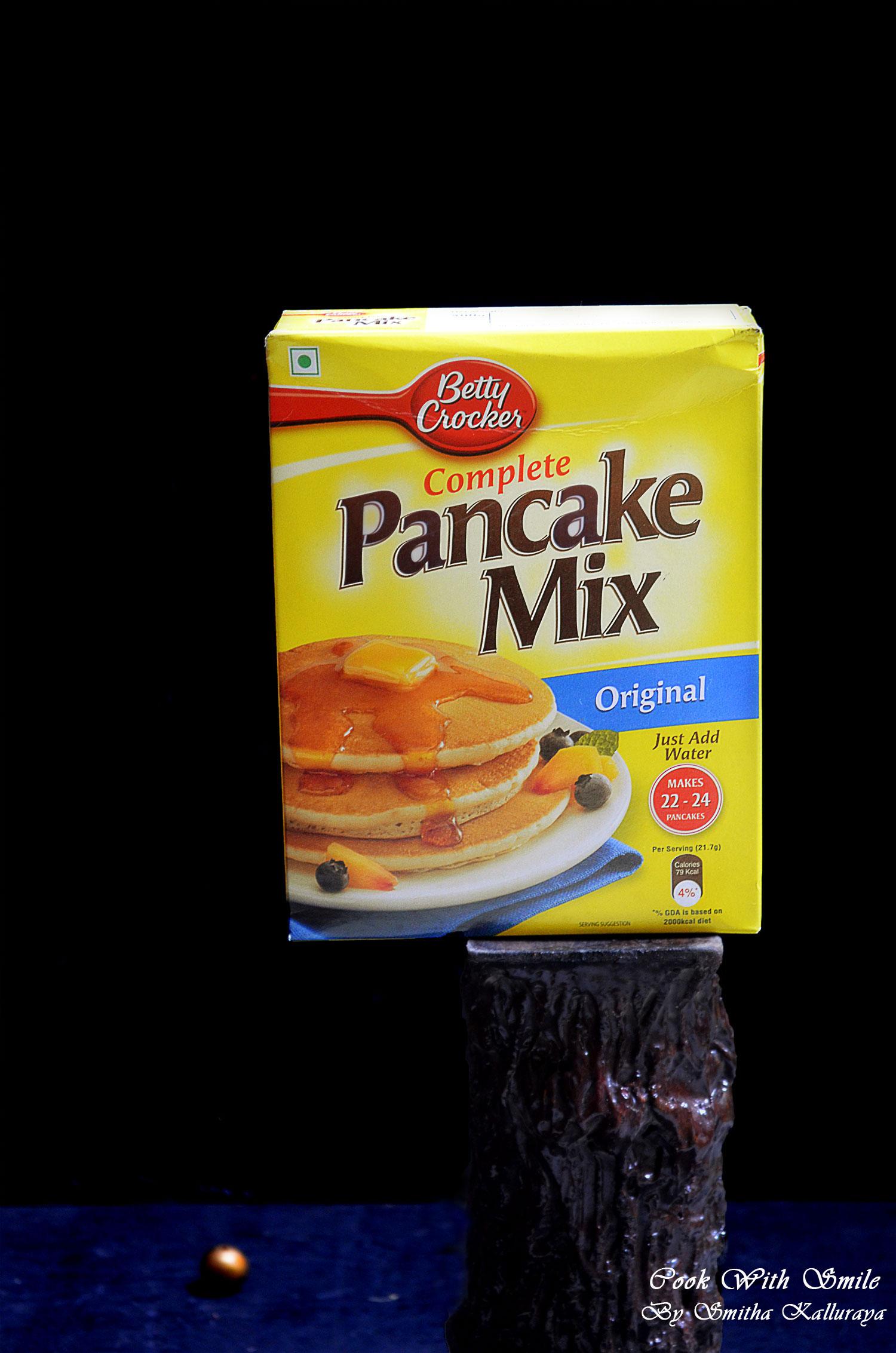 betty crocker instant pancake mix