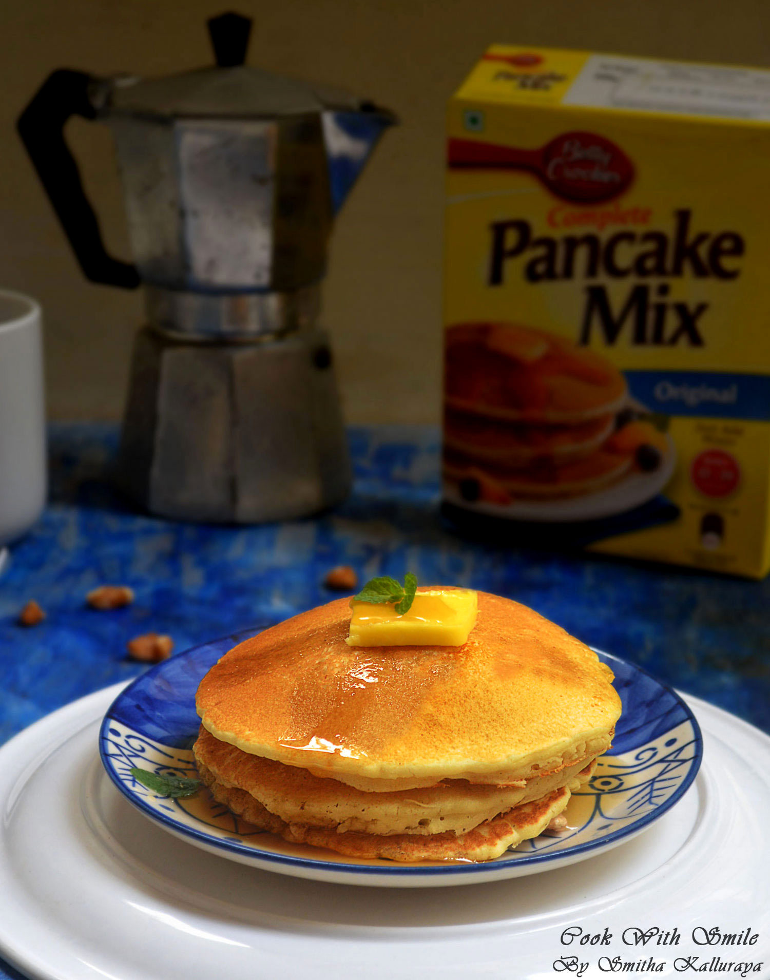 betty crocker pancake review