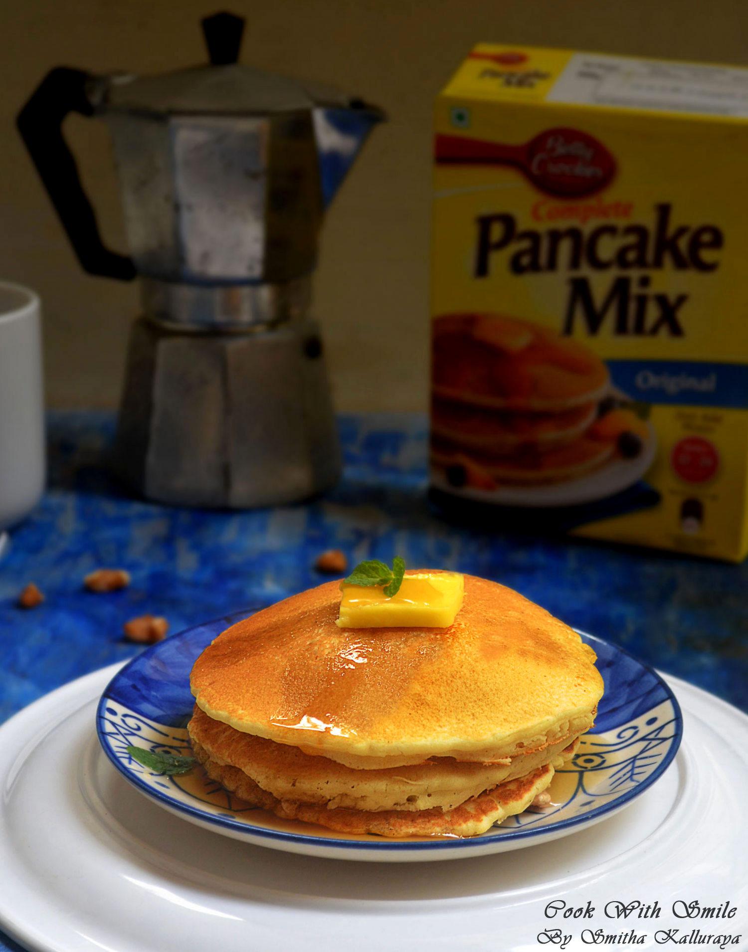 betty crocker pancake review