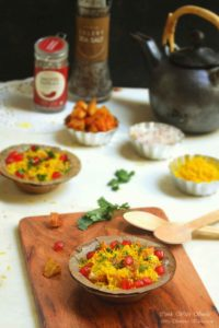 Aloo chat recipe