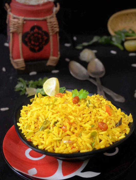 PUFFED RICE UPMA RECIPE