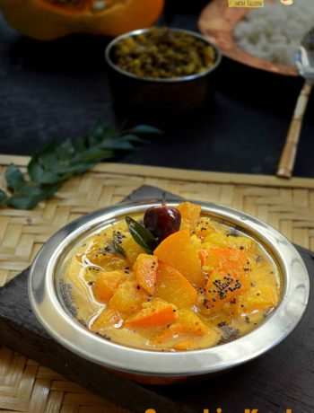PUMPKIN KOOTU RECIPE