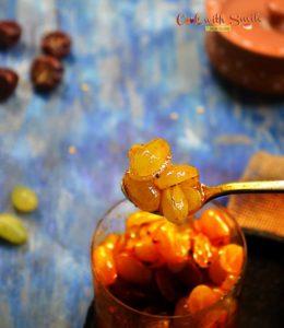 instant grapes pickle recipe