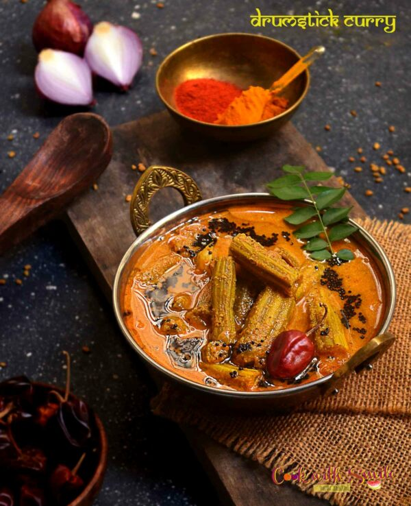 DRUMSTICK CURRY RECIPE