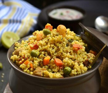 millet pulao recipe