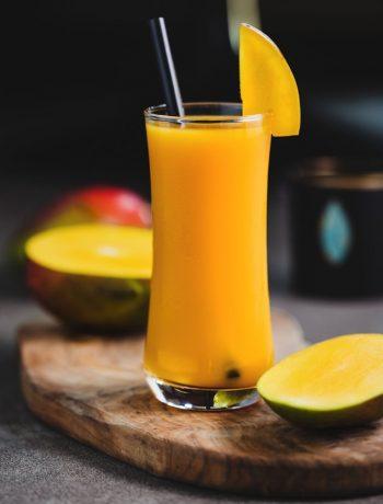 homemade mango frooti