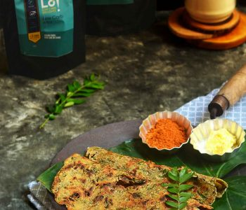 wheat flour rotti