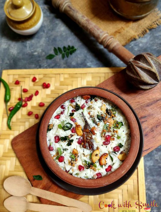 Mosaru avalakki recipe