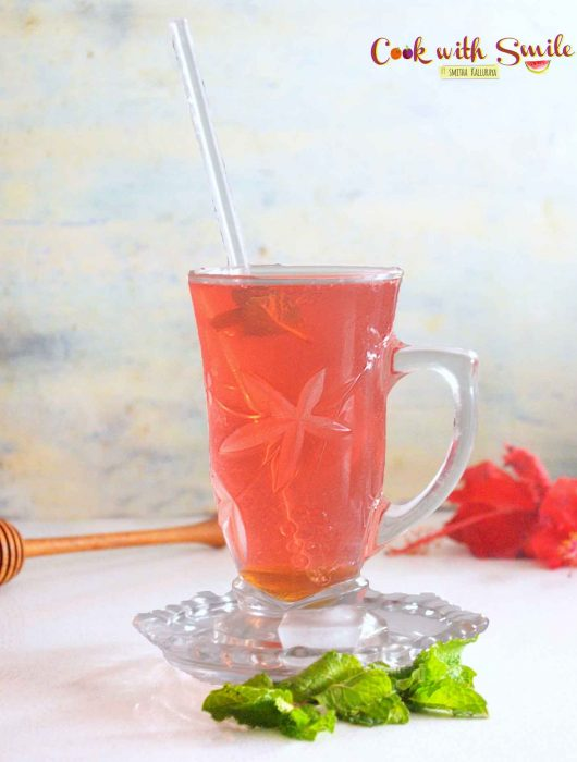 hibiscus drink recipe
