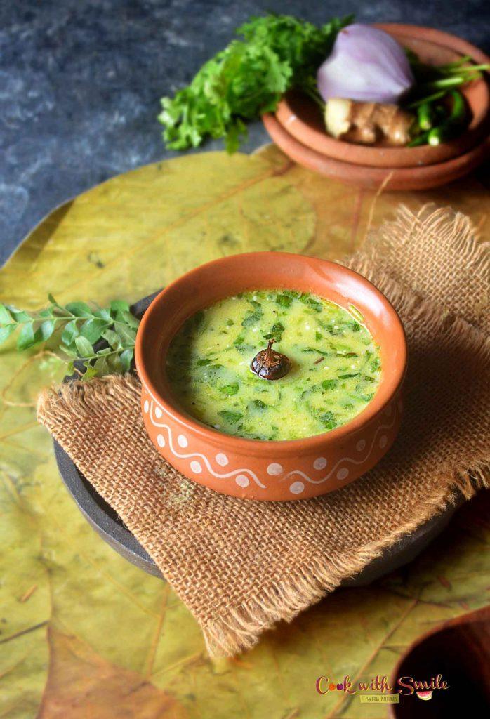 Majjige Saaru recipe