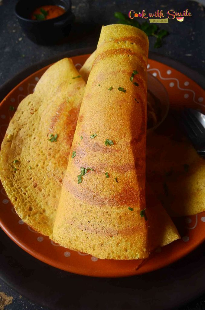 how to do moong dal dosa