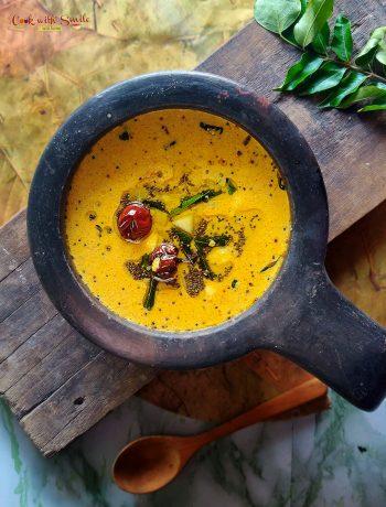 kerala style pineapple pachadi